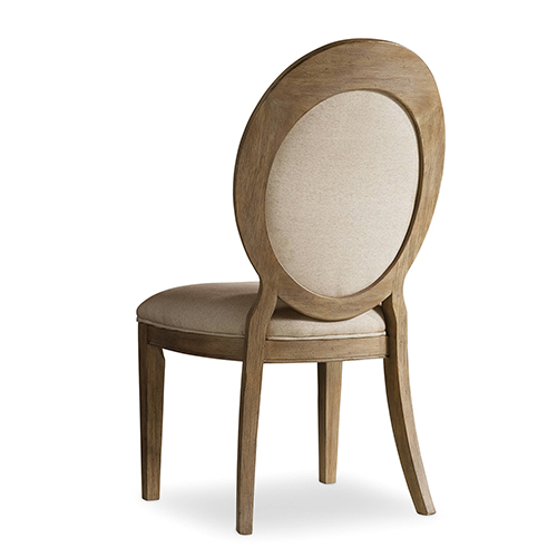 Great Hooker Furniture Corsica Oval Back Side Chair