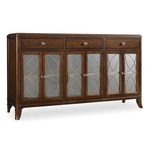 Hooker Furniture Palisade Dark Wood Buffet