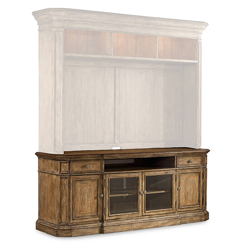 Hooker Furniture Solana Entertainment Console 83 in