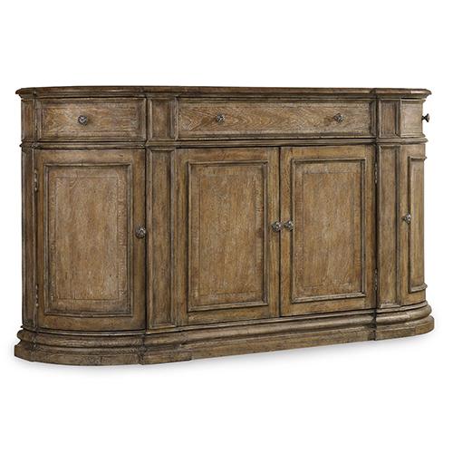 Hooker Furniture Solana Three-Drawer Four-Door Buffet