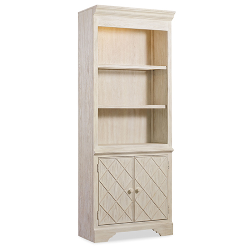Hooker Furniture Sunset Point Bunching Bookcase