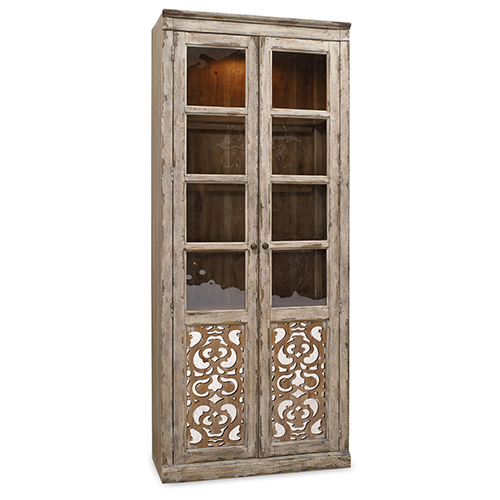 Chatelet Light Wood Bunching Curio