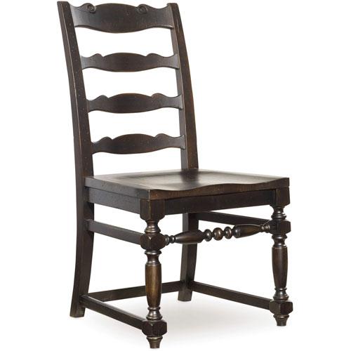 Hooker Furniture Treviso Ladder-back Side Chair