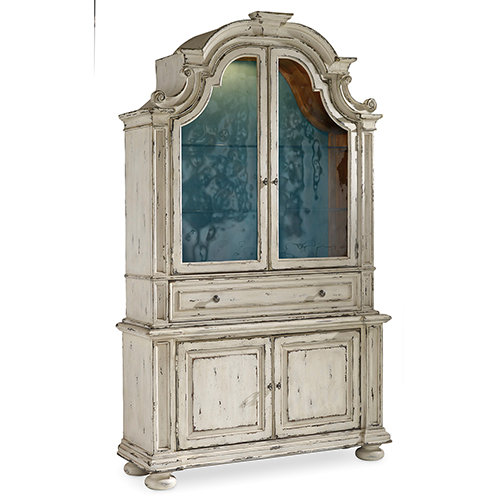 Hooker Furniture Sanctuary Dining Cabinet Hutch