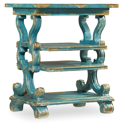 Sanctuary Rectangle Accent Table