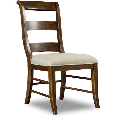 Archivist Ladder-back Side Chair