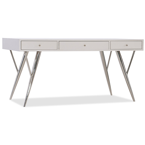 Sophisticated Contemporary Writing Desk 60in
