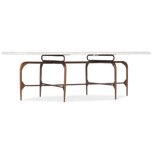 Hooker Furniture Skinny Rectangle Cocktail Table