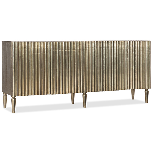 Hooker Furniture German Silver Console