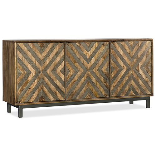 Hooker Furniture Serramonte 69-Inch Entertainment/Accent Console