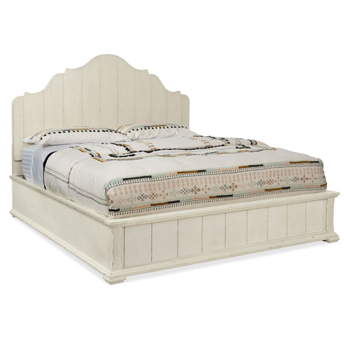 Sturbridge Beige Queen Panel Bed