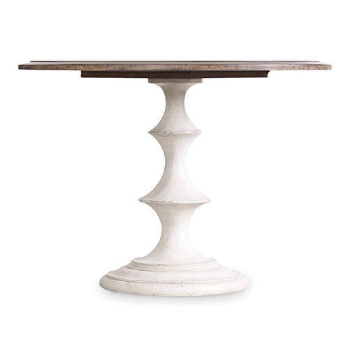Brynlee White 42-Inch Table