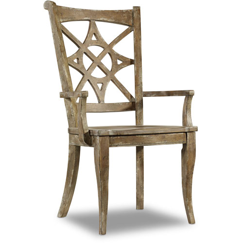 Melange Rafferty II Arm Chair