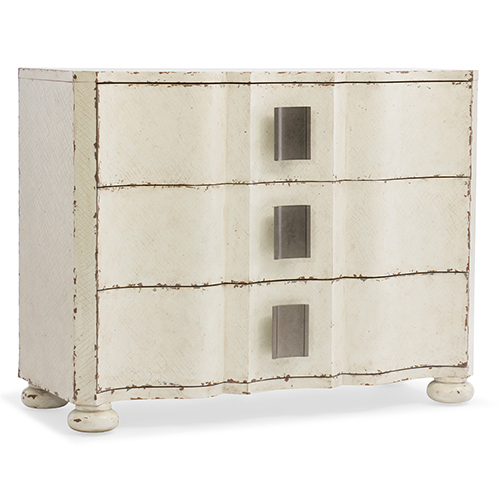 Hooker Furniture Melange Sunday Three Drawer Chest