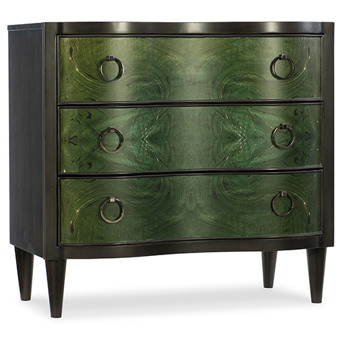 Melange Tolli Three-Drawer Chest