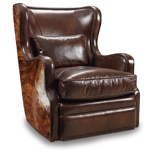 Wellington Swivel Club Chair
