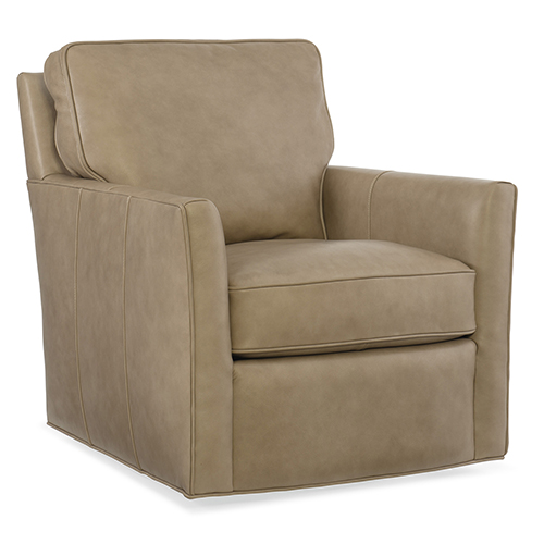 Hooker Furniture Mandy Swivel Club Chair