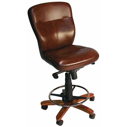 Hooker Furniture Zeb Tall Tilt Swivel Chair