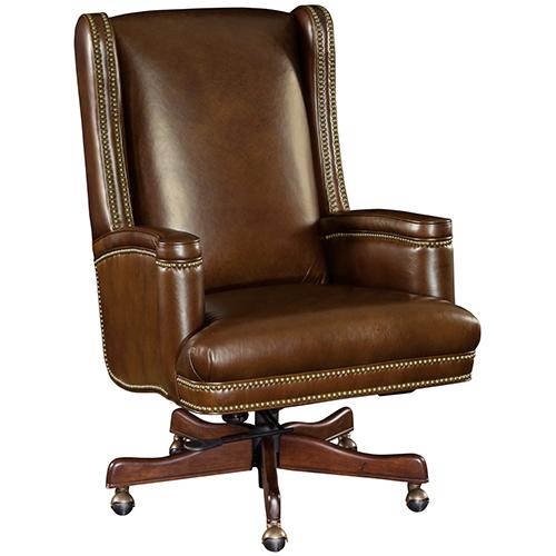 Hooker Furniture Wilmer Executive Swivel Tilt Chair