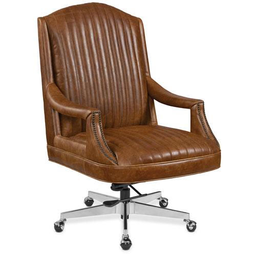 Claybrook Home Office Medium Brown Chair