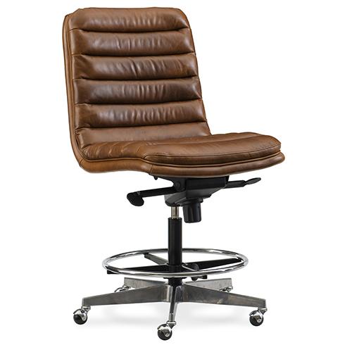 Wyatt Home Office Chair for Tall Desks