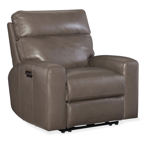 Hooker Furniture Mowry Power Motion Recliner with Power Headrest