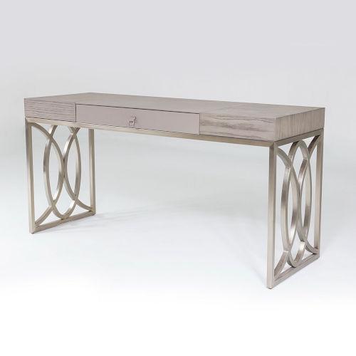 Holborn Grey 21-Inch Desk
