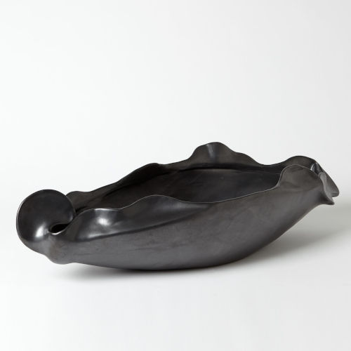 Graphite 11-Inch Free Form Bowl
