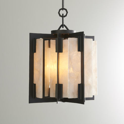 Quartz Bronze Four-Light Pendant