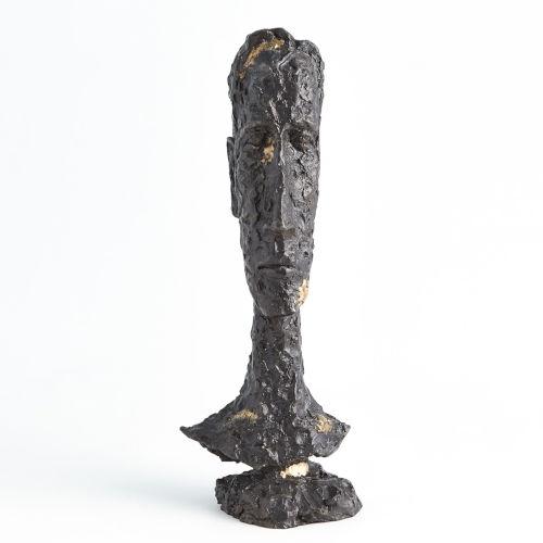 Bronze Patches Sculpture