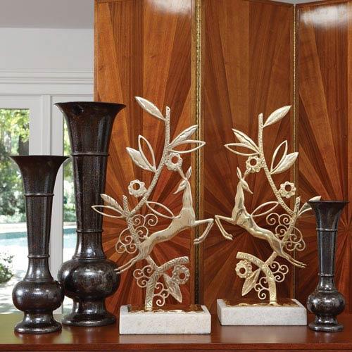 Global Views Trumpet Medium Vase