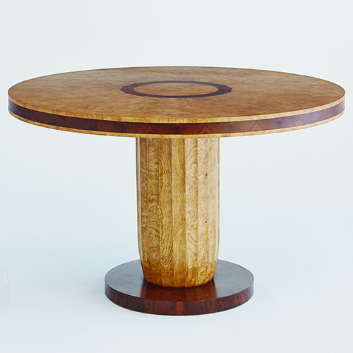 Taper Fluted Dining Table