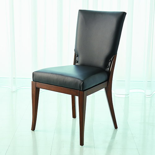 Opera Black Chair