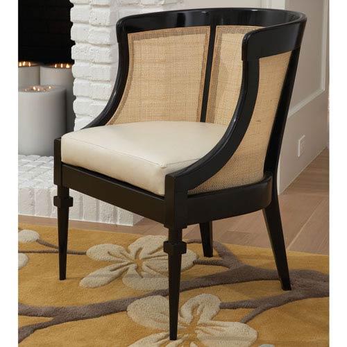 Cane Black Chair