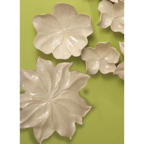 Magnolia Medium Ivory Bowl