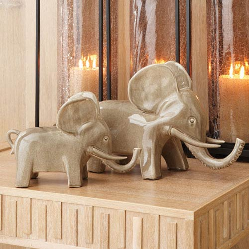 Global Views Small Elephant
