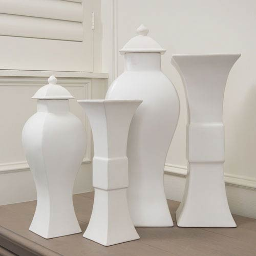 Bellacor Decorative Jars Pots And Urns Can Make Ordinary Rooms