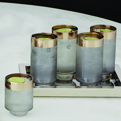 Twilight Tall Drinking Glasses, Set of 4