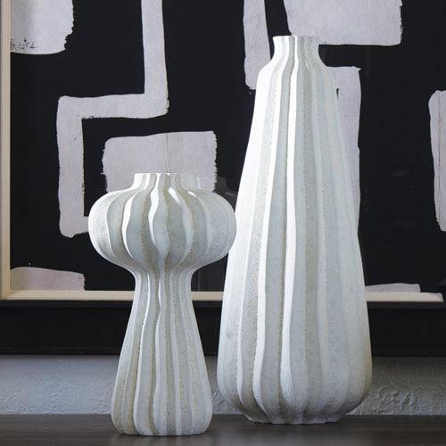 Studio A Lithos Tall Vase