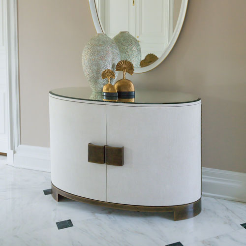 Global Views Studio A Ellipse Sideboard