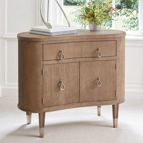Global Views Studio A Adelaide Bedside Chest