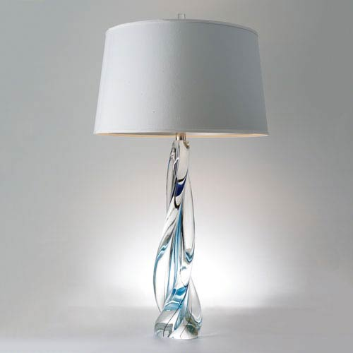 Studio A Ocean Twist Lamp