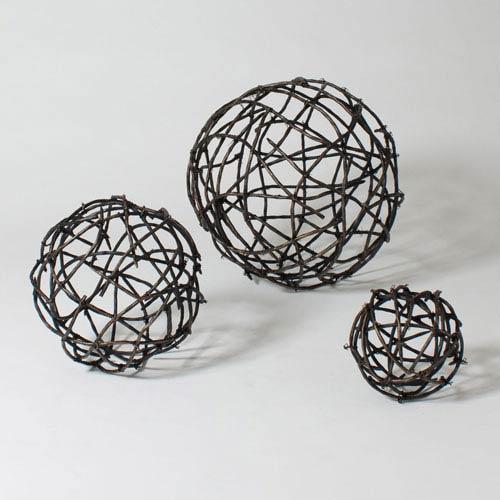 Global Views Studio A Twig Large Ball