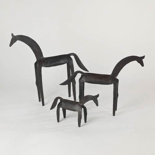 Studio A Primitive Medium Iron Horse