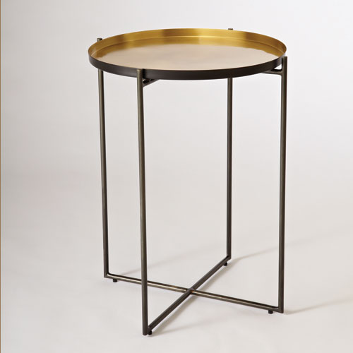 Global Views Studio A Mistborn Side Table