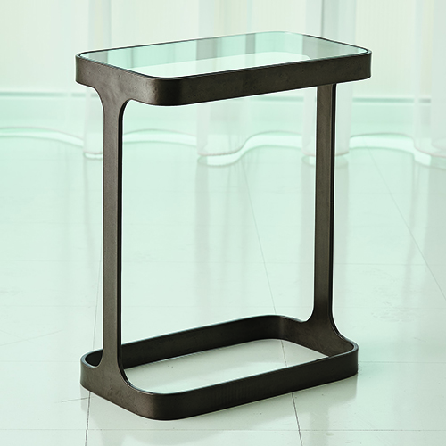 Studio A Bronze Saddle Table
