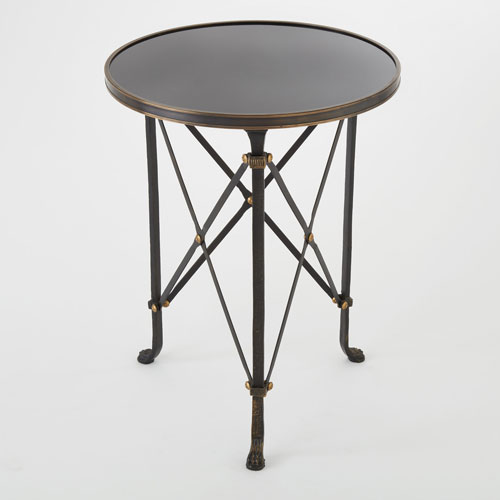 Directoire Iron Table