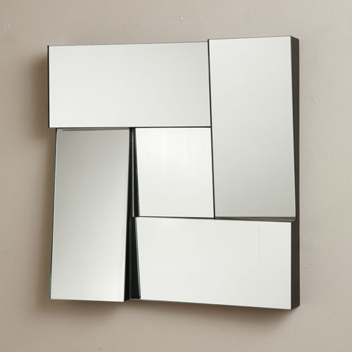 New Angle Clear Mirror