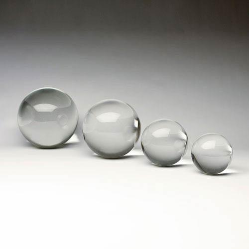Global Views Crystal 5-Inch Sphere