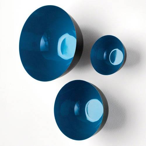 Flying Wall Ocean Depth Bowls, Set of Three